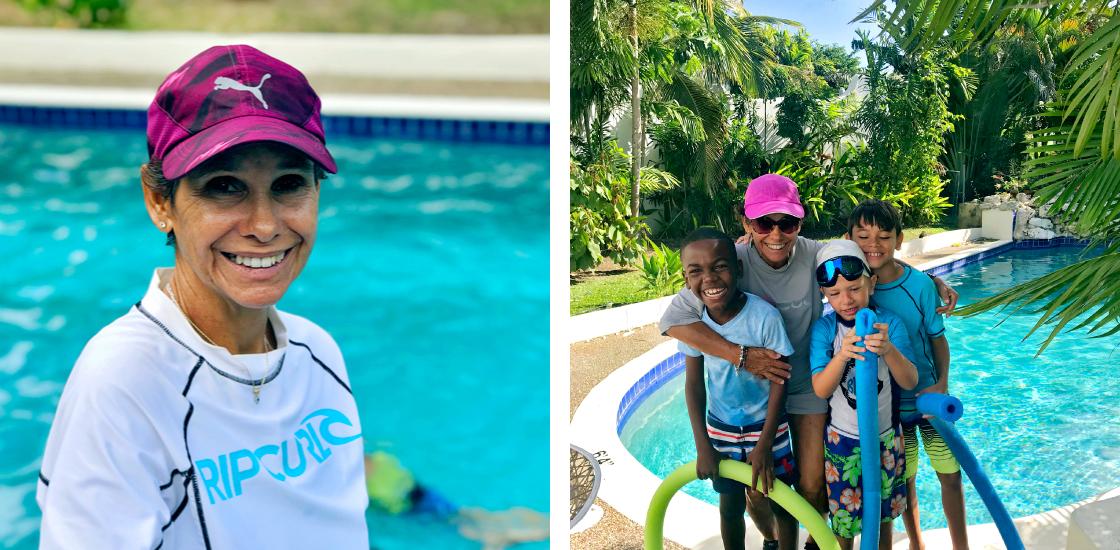 Isabel King - Swim Coach