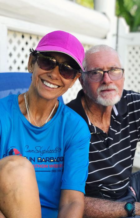 Isabel & Geoffrey King - Swim Coaches