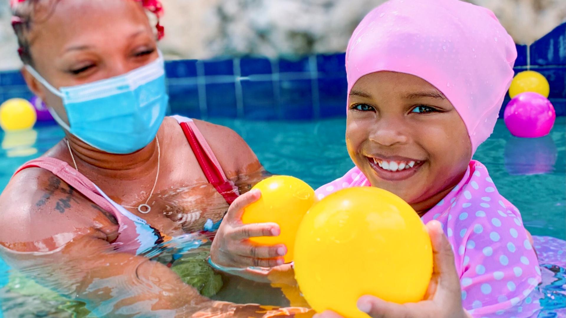 Parent & Toddler Swim Lessons